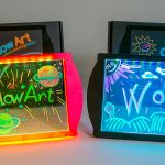 Light up drawing board for kids